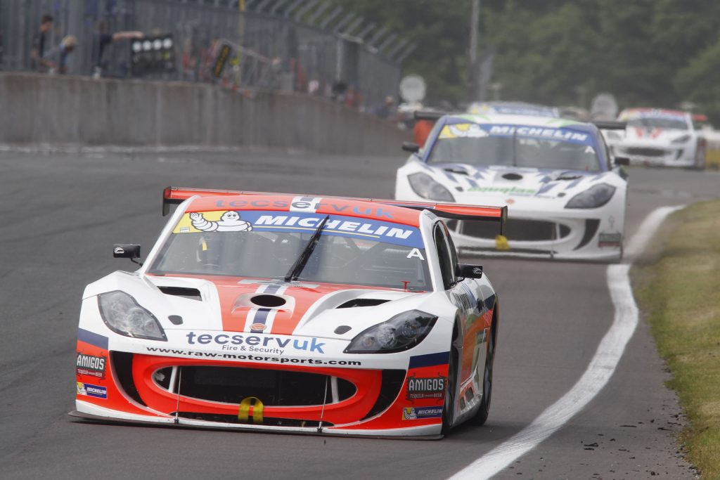 Leicester Car Race Track