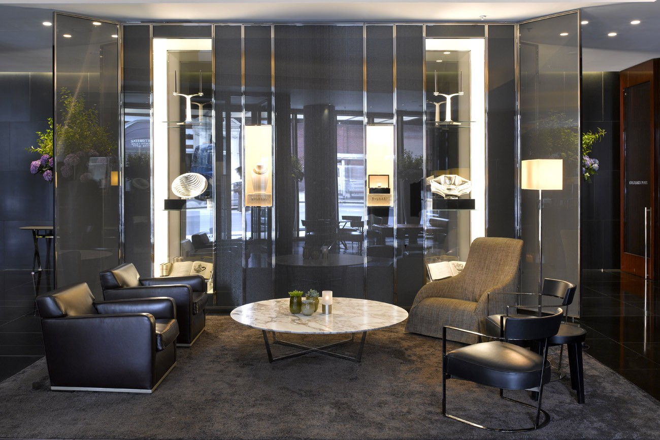 Tecserv The Bulgari Hotel London Case Study