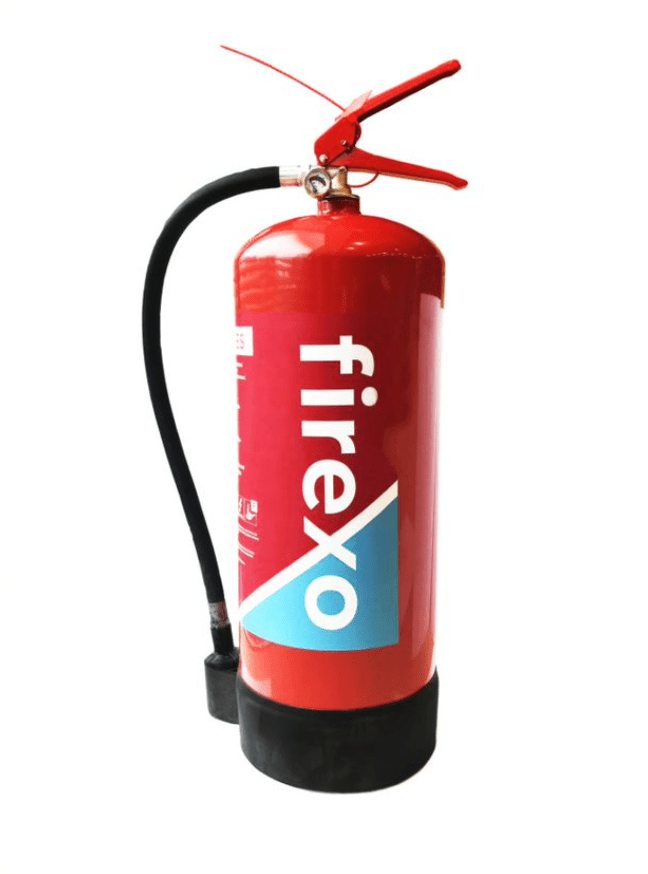 firexo fire extinguisher