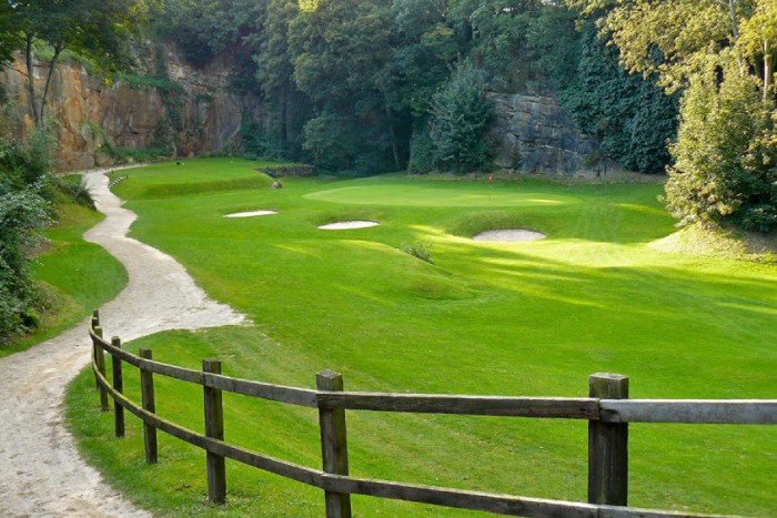 Erewash Valley Golf Club Quarry Holes