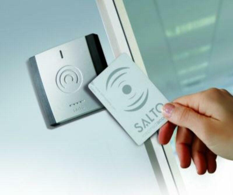 security card swipe
