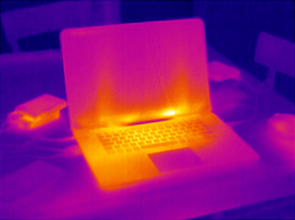 Equipment Temperature Monitoring
