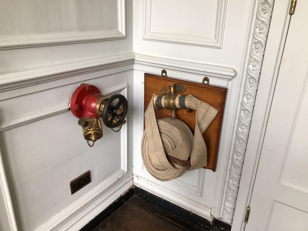 Protecting Listed Buildings from fire