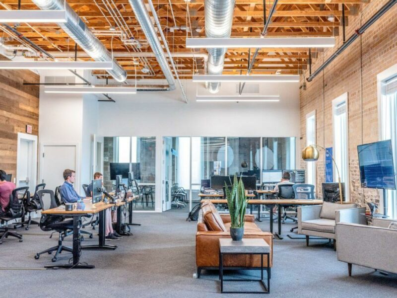 Hybrid working and its impact on fire safety and security of commercial buildings if office design layout have been altered