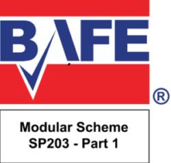 BAFE SP203-1 Logo